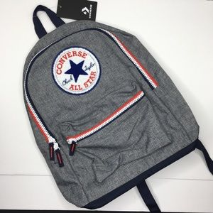 Converse Backpack Dark Heather Gray